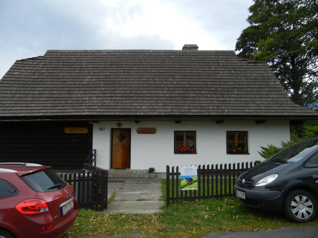 Pamětní dům Strnadlů